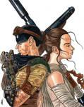 Furiosa and Rey