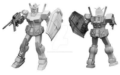 Gundam WIP 04