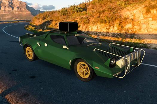 Lancia Stratos (wip)