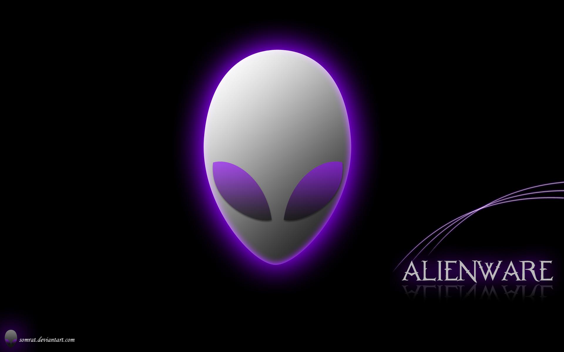 rainbow alienware purple by darkangelkrys on deviantart