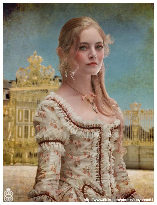 Versailles by lucypop