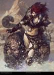 Leopard Girl-2