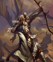 Archer by bayardwu