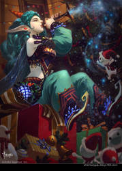 Merry Christmas by bayardwu
