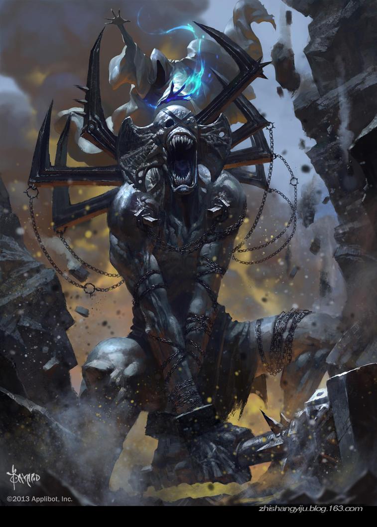 Flesh and Will by bayardwu