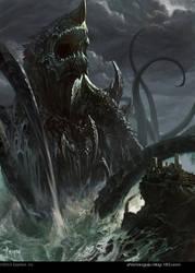 Monster In Deep2