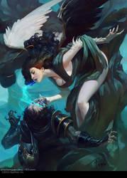 Blue dream by bayardwu
