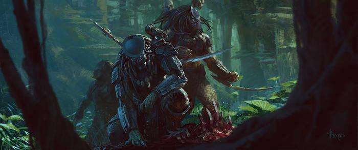 Predators-Tracing
