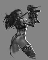 Ms. Orc-05 by bayardwu