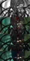 Spider Queen-step