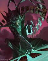 Death Dealer by bayardwu