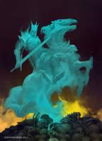 Ghost Rider by bayardwu