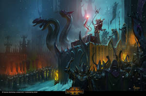 Dark Elves by bayardwu