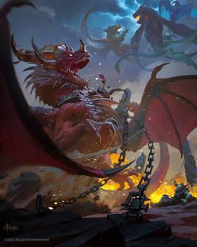 Alexstrasza-Blizzard WOW Chronic Vol.3