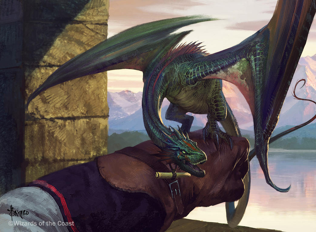 Retriever Drake by bayardwu
