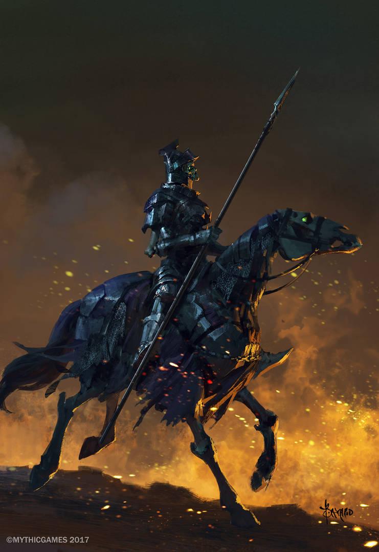 Skeleton Rider by bayardwu on DeviantArt