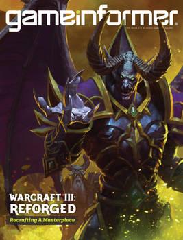 cover art of Gameinformer Nov. 2018
