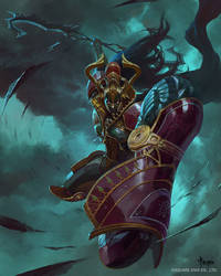 Odin by bayardwu