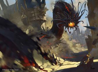 Ravenous Hellion by bayardwu