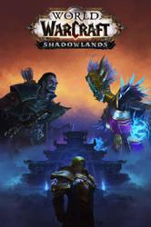Novel cover Shadows Rising
