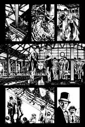 SHERLOCK HOLMES THE LIVERPOOL DEMON #2 PG 1 by MattTriano