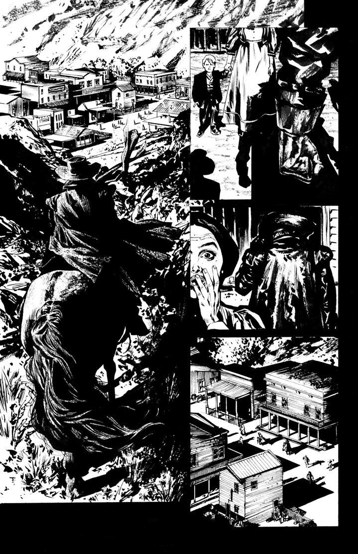 LONE RANGER ANNUAL 2013 PG 10 by MattTriano
