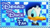 Donald Duck Fan Stamp by Adrianbrazt10