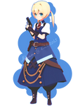 MMD Newcomer: Frederica Irving