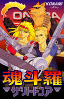 Contra by akiranime
