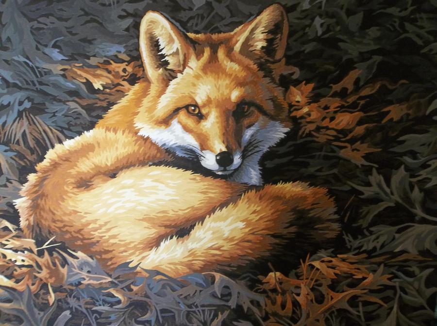 Fox by Vampgirl5