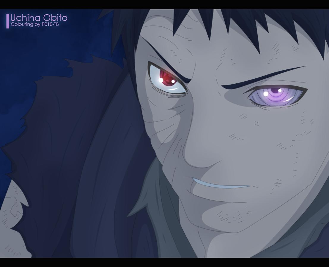 -Obito Uchiha ~ Naruto Shippuden- by Pepelotas2010 on ...