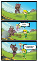 Zelda spirit tracks by Pumaboy3d