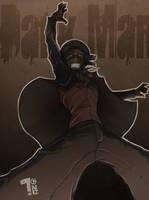Darkman by Pumaboy3d