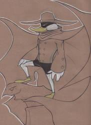 SMT Darkwing Duck by Pumaboy3d