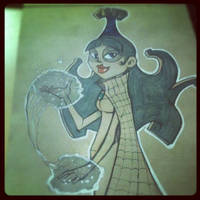 Lydia_Deetz by Pumaboy3d