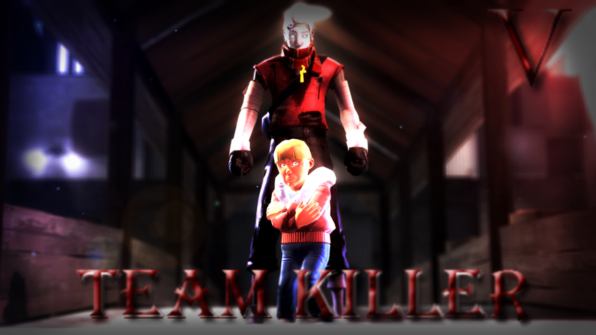 Team Killer V by WitchyGmod