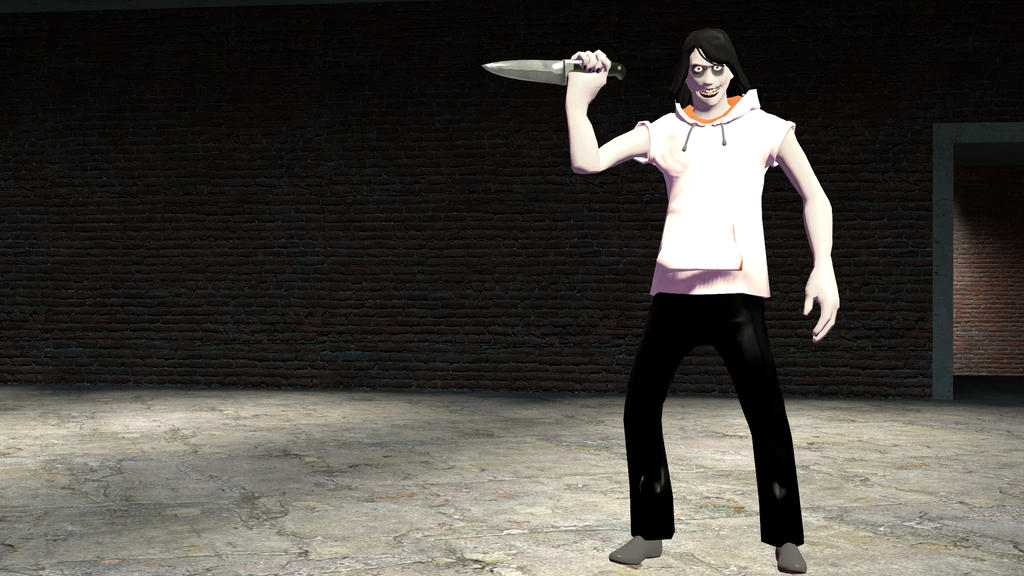 [Download] Jeff the killer by WitchyGmod