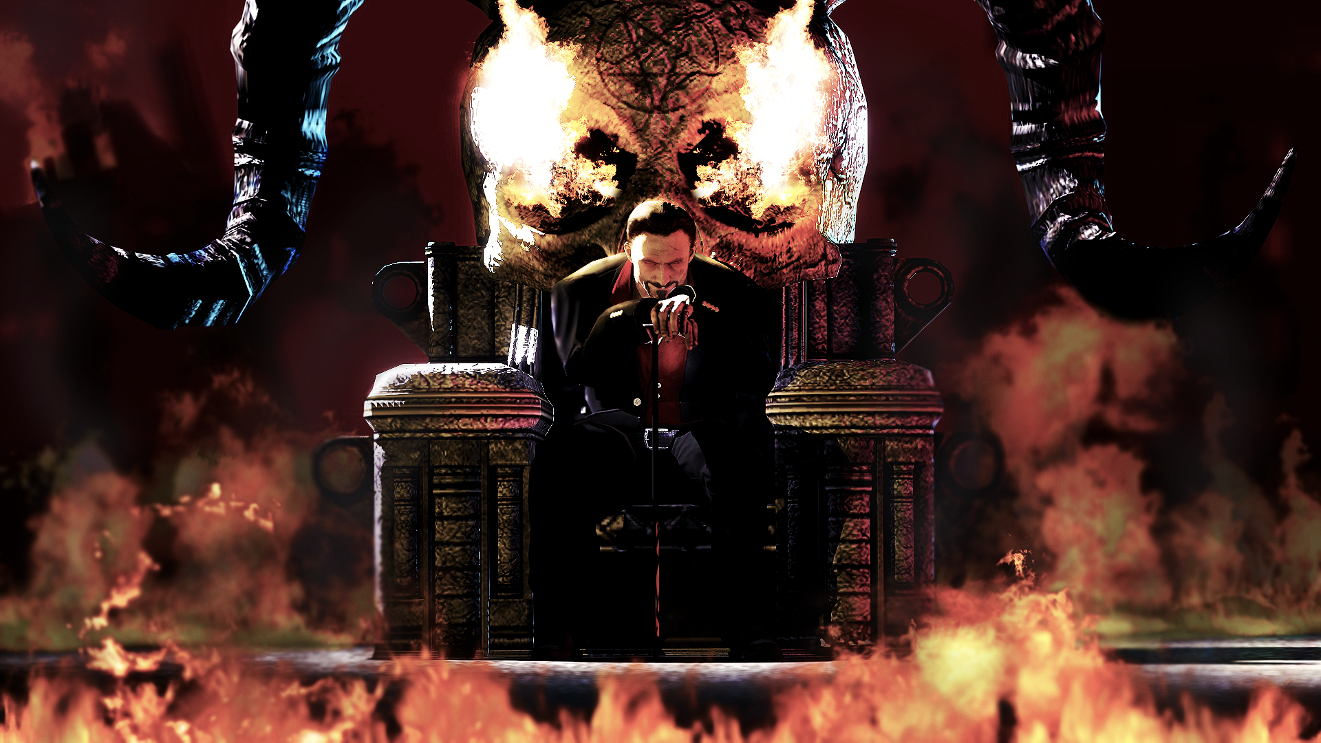 Lucifer by WitchyGmod