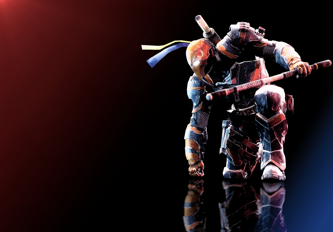 Deathstroke by WitchyGmod