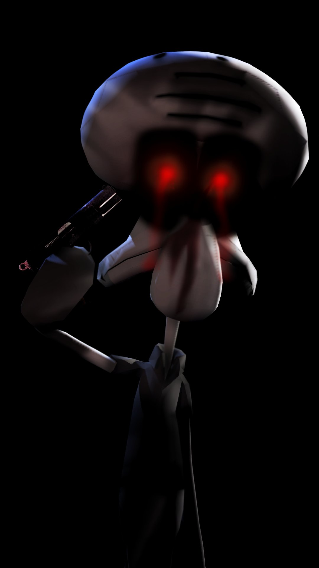 Suicide Squidward by WitchyGmod on DeviantArt