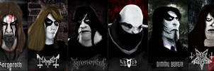 Black Metal Legends