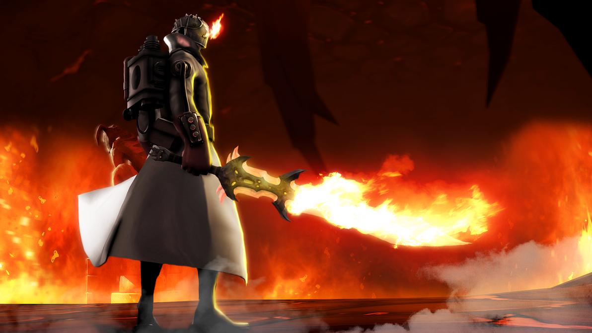King Of Demons by WitchyGmod