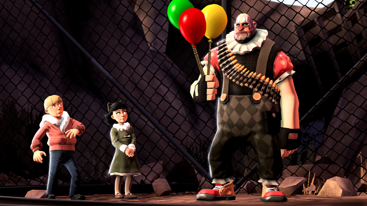 Want a balloon by WitchyGmod