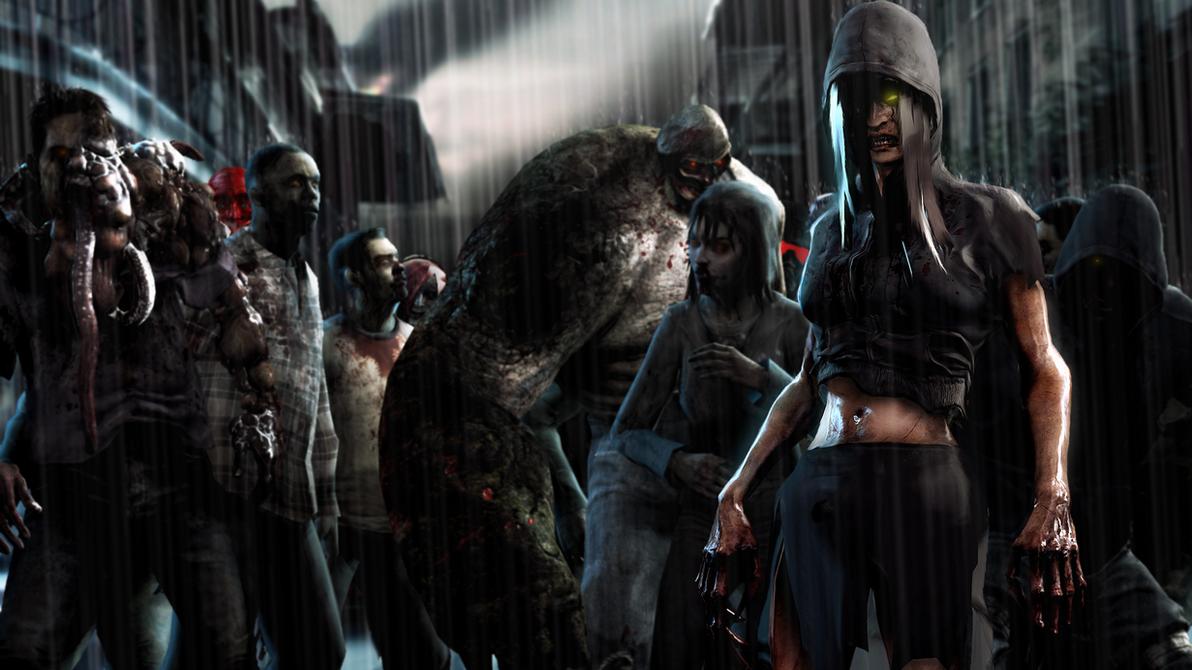 The New Species by WitchyGmod