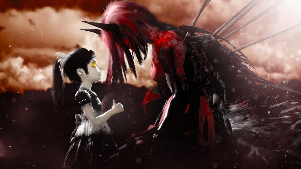 A Mother's Sacrifice by WitchyGmod
