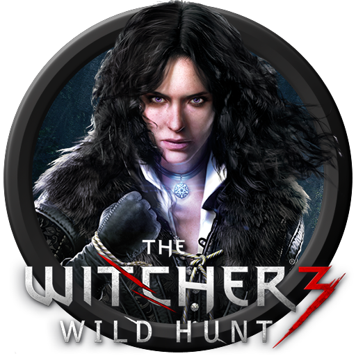 The Witcher 3 - Icon #01 by StreamCustom