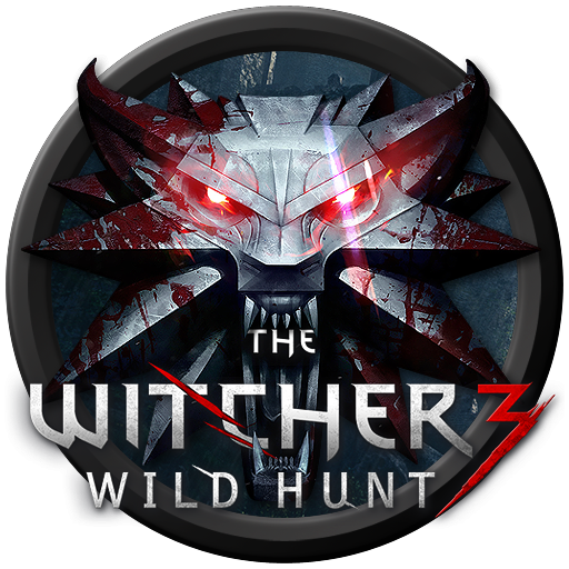 The Witcher 3 - Icon #02 by StreamCustom