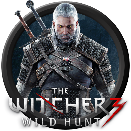 The Witcher 3 - Icon #03 by StreamCustom