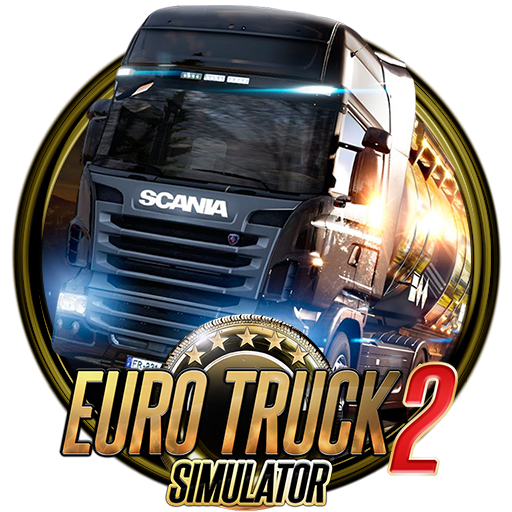 Euro Truck 2 Simulator Icon by StreamCustom