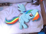 Rainbow Dash Crying